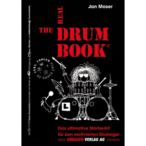 The Real Drum Book