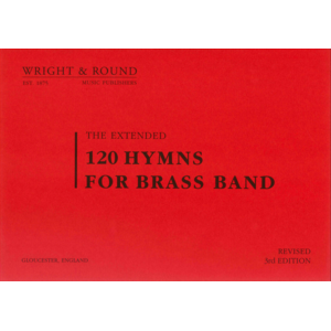 120 Hymns for Bb Solo Cornet